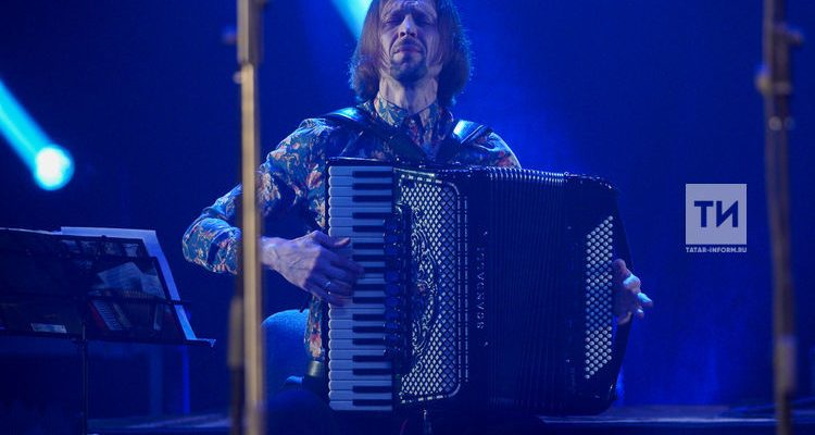 kamal theatre Andrei accordion